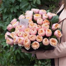 51 роза  сорта Вувузела
